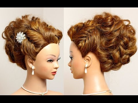 2018 Prom Updo Hairstyle Ideas Daily Women Hairstyles