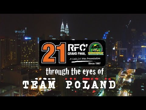 RFC 2017 Malaysia- documentary reportage ENG/PL