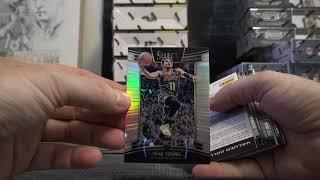 Jeric's 2018/19 Panini Select NBA Basketball Box Break