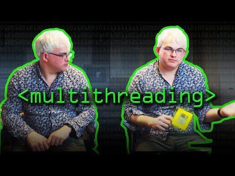 Multithreading Code - Computerphile
