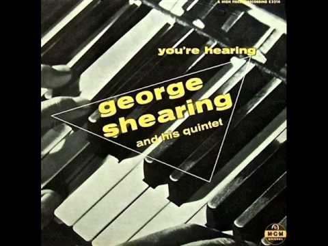 George Shearing Original Quintet - September in the Rain / For You