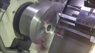 How to Cut Soft Jaws on CNC Lathe