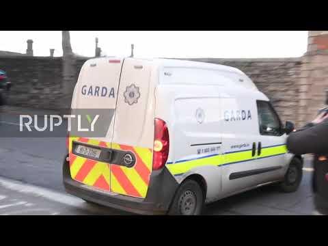Ireland: Essex lorry deaths suspect appears in Dublin court