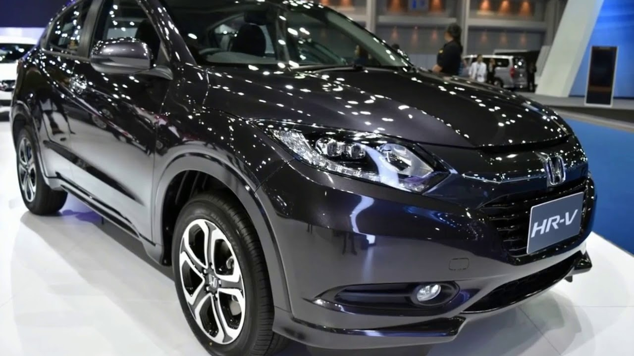 2018 Honda Hr V Turbo Release Date Youtube