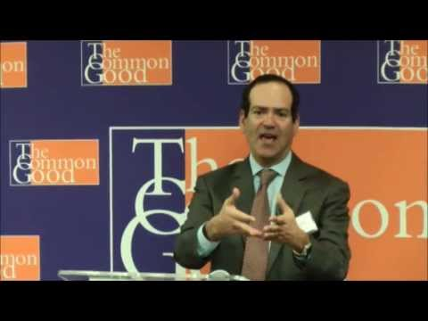 """Neil Barofsky on the """"Broken Promises"""" of the Bank Bailouts at The Common Good, November 28th, 2012"""