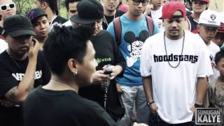 SUNUGAN KALYE  CARTWICE vs DILANG BUHAWI  sa Tanza Cavite Hosted by HoodStars