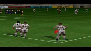 FIFA 97 PS1 Gameplay HD