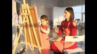 «Мама Ксюша»: рисуем вместе с ребенком