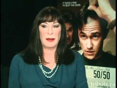 Anjelica Huston Interview - 50/50