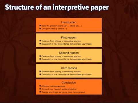 Example Literary Analysis
