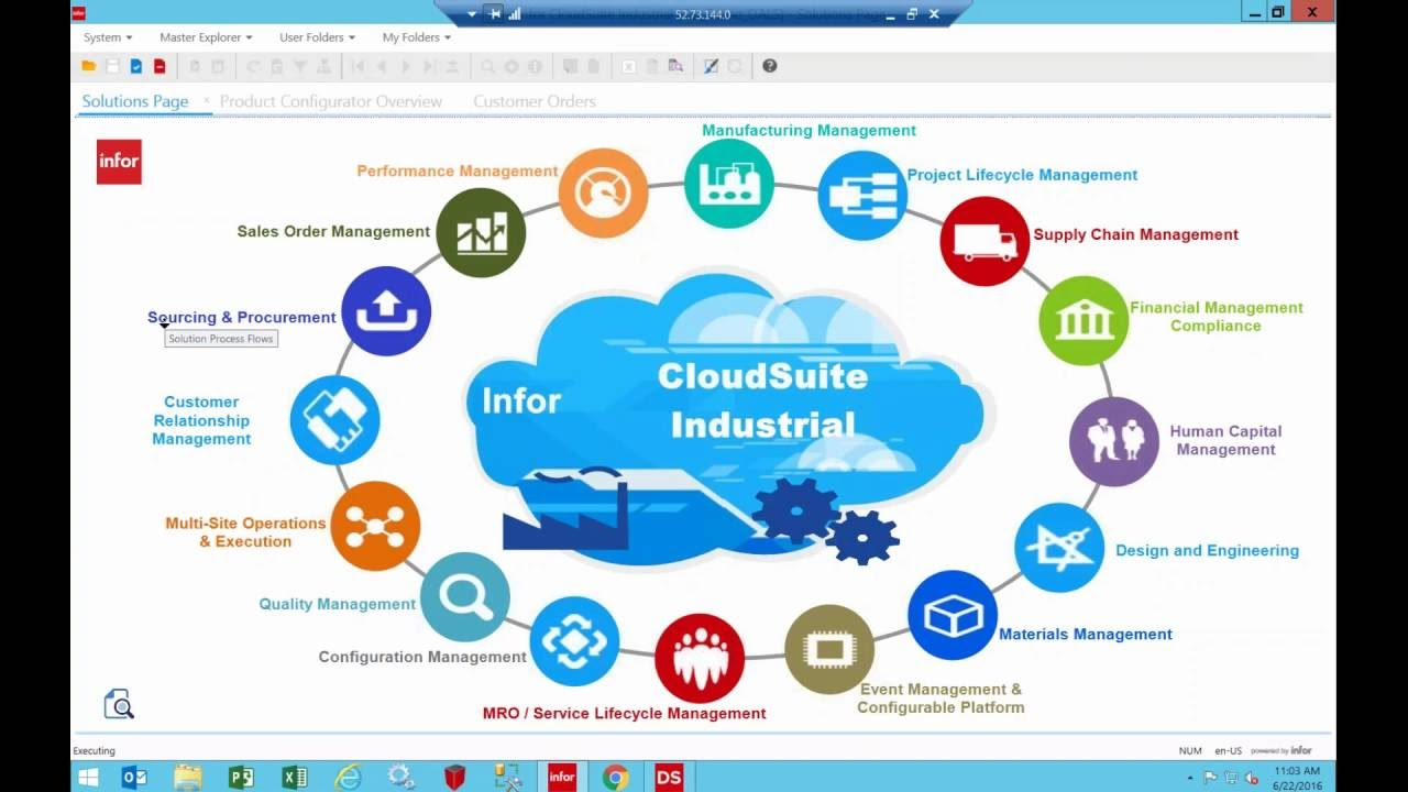 Overview Of Infor Configure Price Quote Suite Youtube