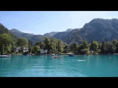 Holidays In Austria Attersee