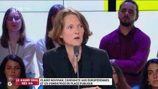Le Grand Oral de Claire Nouvian - Les Grandes Gueules de RMC