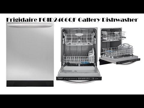 Frigidaire Fgid2466qf Gallery Dishwasher Frigidaire