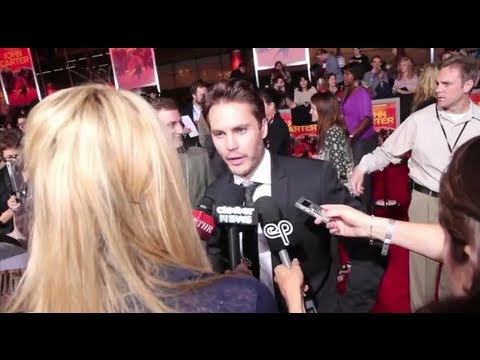 Taylor Kitsch Defends John Carter in New Interview