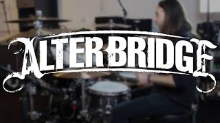 60 Seconds with...ALTERBRIDGE | Chris Allan Drums