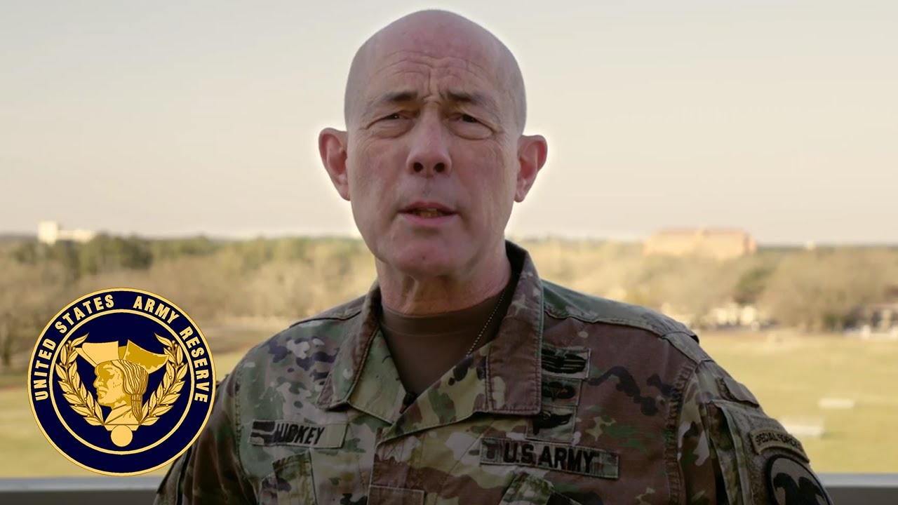 LTG Charles D Luckey talks about the incompatibility of extremist groups and service in America's Army Reserve. New version has direction for commanders--including holding Soldiers accountable.