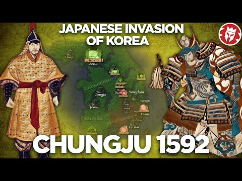 Imjin War - Beginning of the Japanese Invasion of Korea DOCUMENTARY
