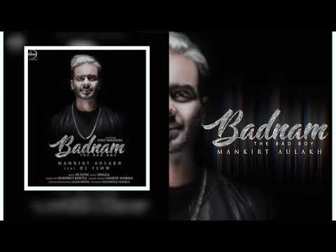 Badnam | 1 Day Go | Mankirt Aulakh | DJ Flow | Releasing On 21st sep 2017