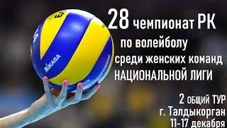Иртыш-Казхром - Жетысу. Волейбол|Национальная лига|Женщины