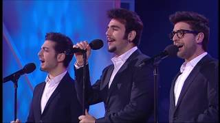 """Il Volo interpreta """"Et queda tant per viure"""" La Marato de TV3"""