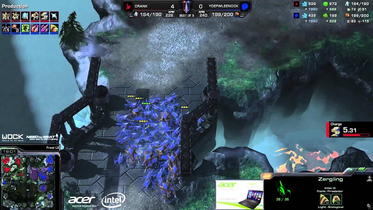 Crank vs. Leenock #2 (ATC) - Axiom vs. FlashWolves - Game 5 - StarCraft 2