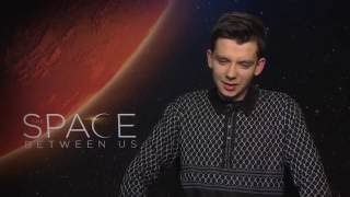 Exclusive Interview with Asa Butterfield of 'The Space Between Us'
