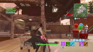 Mike Fortnite funny moments #344