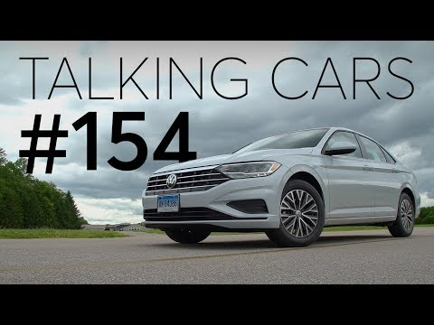 Four-Cylinder Engines in a Full-Size Truck; 2019 VW Jetta | Talking Cars with Consumer Reports #154