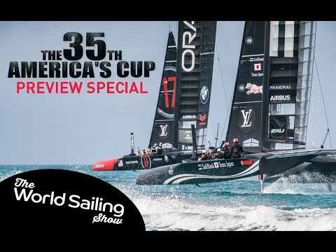 America's Cup Special - The World Sailing Show - June 2017