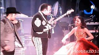 pepe leonardo y angela aguilar en el auditorio nacional popurr 31 may 2015