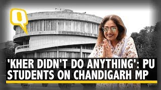 'Kirron Kher Hasn't Done Anything': Chandigarh's Youth on 2019 Polls