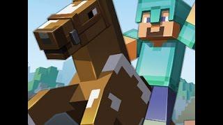 Minecraft Zombi ve İskelet Atları Evcilleştirme ve Normal Atları Hızlandırma
