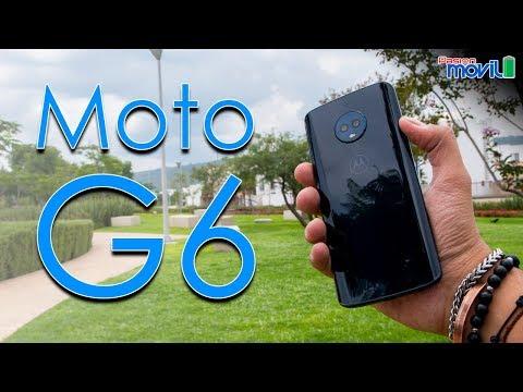 Moto G6 - Análisis