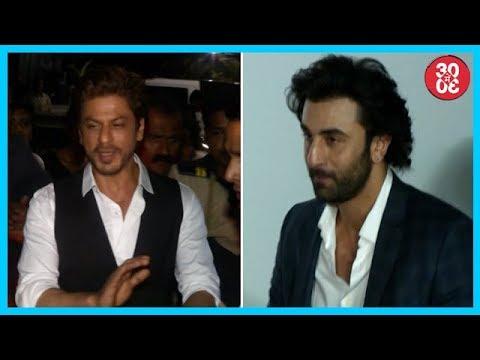 SRK To Choose Bhansali's Project Over Rakesh Sharma's Biopic   Ranbir Boycotts Bollywood Award Show
