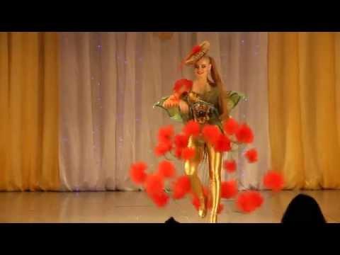Как украсить платье на конкурс мисс осень