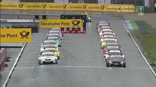 DTM 2013 Hockenheim 2 (October) Final Race ARD [FULL RACE] [HD]