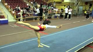 2011全港小學體操邀請賽 女子自由體操 05