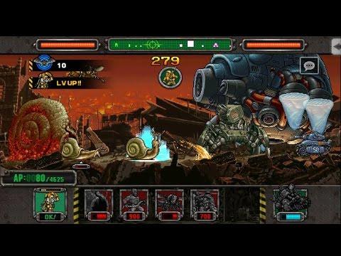 [HD]Metal slug defense. EVENT!  SORTIE MODE  !!! (1.41.0 ver)