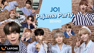 JO1|BEHIND「Pajama Party」