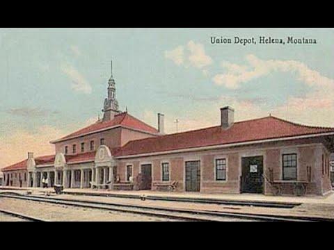 Helena History Snippets - Railroad Depot