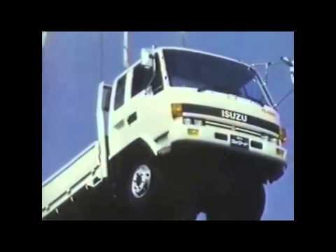 ISUZU FORWARD (ISUZU F Series) Japanese Truck Ad