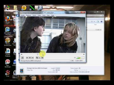 Instantly convert .XVID and .WITH files without using ANY software