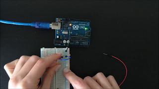 Подключаем диод к Ардуино. Учимся определять размерность резистора.