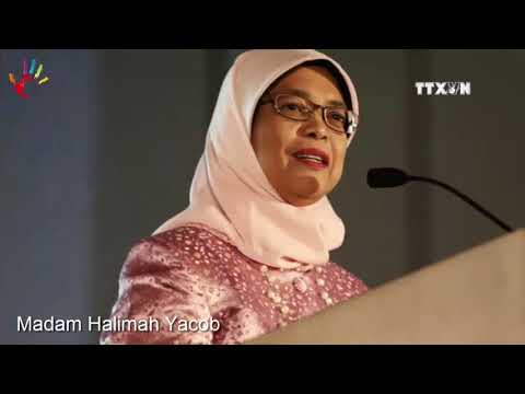 Halimah Yacob becomes Singapore's new President