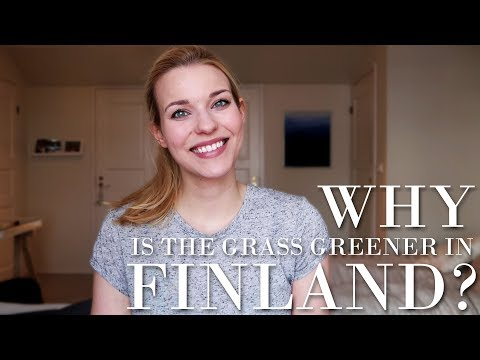 Why I'm excited to move to Finland