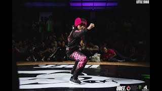 BGirl Terra vs Narumi - Silverback Open 2017 - Quarter Final - Bgirl Battle