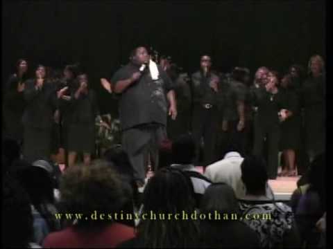 Destiny Church Praise Team At The Dothan Civic Center