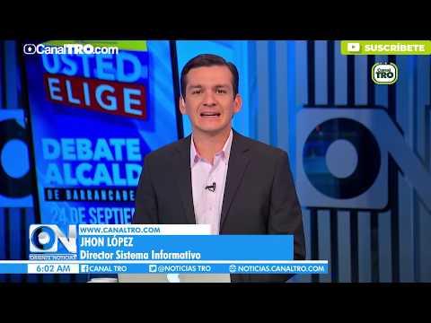 Oriente Noticias primera emisión 24 de septiembre