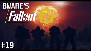 FALLOUT 76 - #19 SETTING THE WORLD ON FIRE